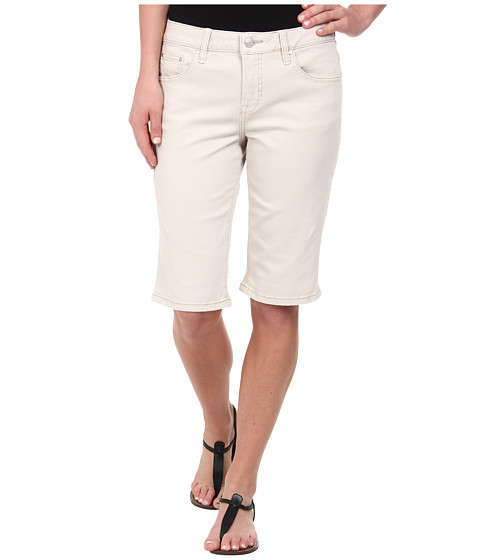 Jag Jeans - Willa Classic Fit Bermuda in Heritage Twill (Stone) Women