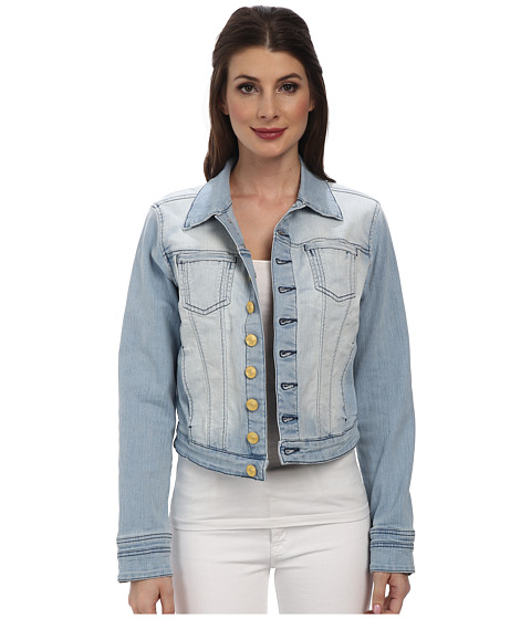 Jag Jeans - Savannah Comfort Denim Fitted Jacket (Venice Beach) Women's Coat