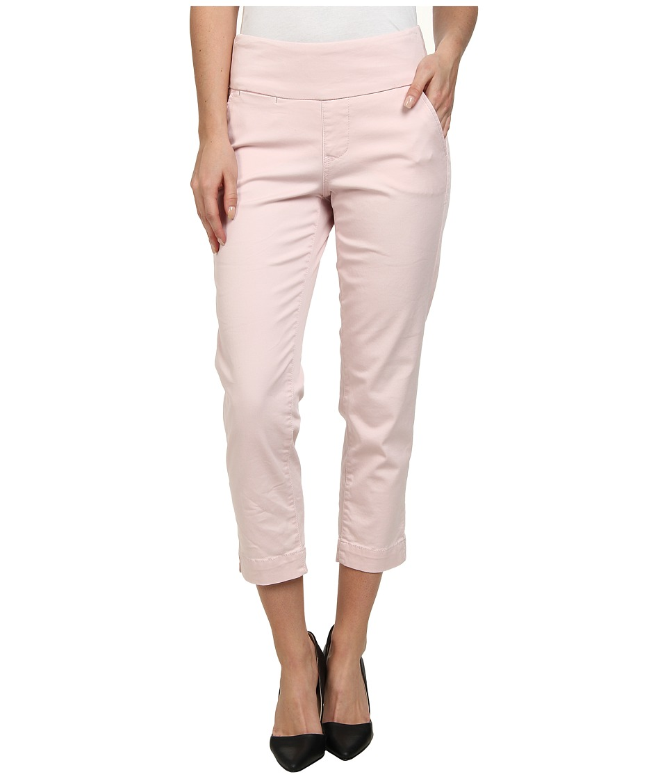 Jag Jeans - Hope Bay Twill Slim Fit Crop (Blush Pink) Women's Casual Pants