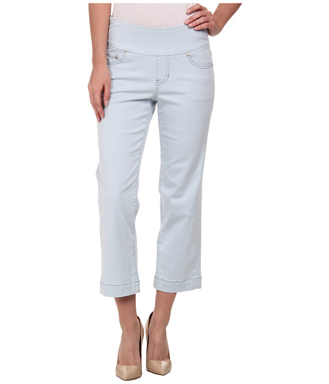 Jag Jeans - Caley Classic Fit Crop Heritage Twill (Pale Blue) Women