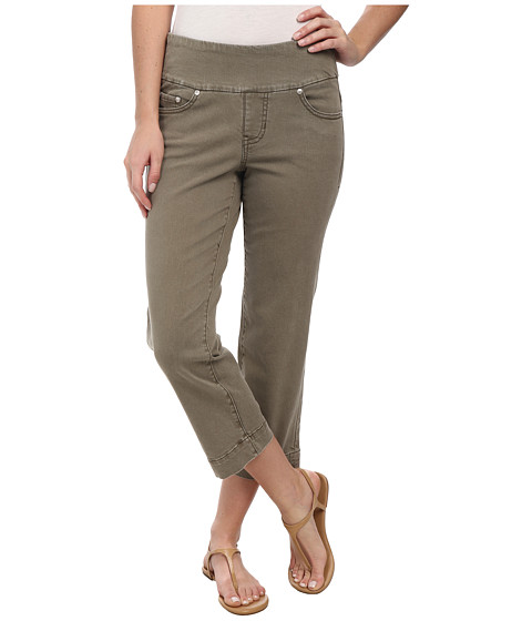Jag Jeans - Caley Classic Fit Crop Heritage Twill (Willow) Women's Jeans