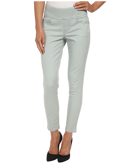 Jag Jeans - Amelia Pull-On Slim Ankle in Bay Twill (Sea Glass) Women's Casual Pants