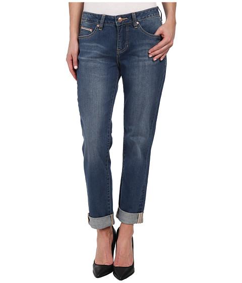Jag Jeans - Henry Relaxed Boyfriend in Forever Blue (Forever Blue) Women's Jeans