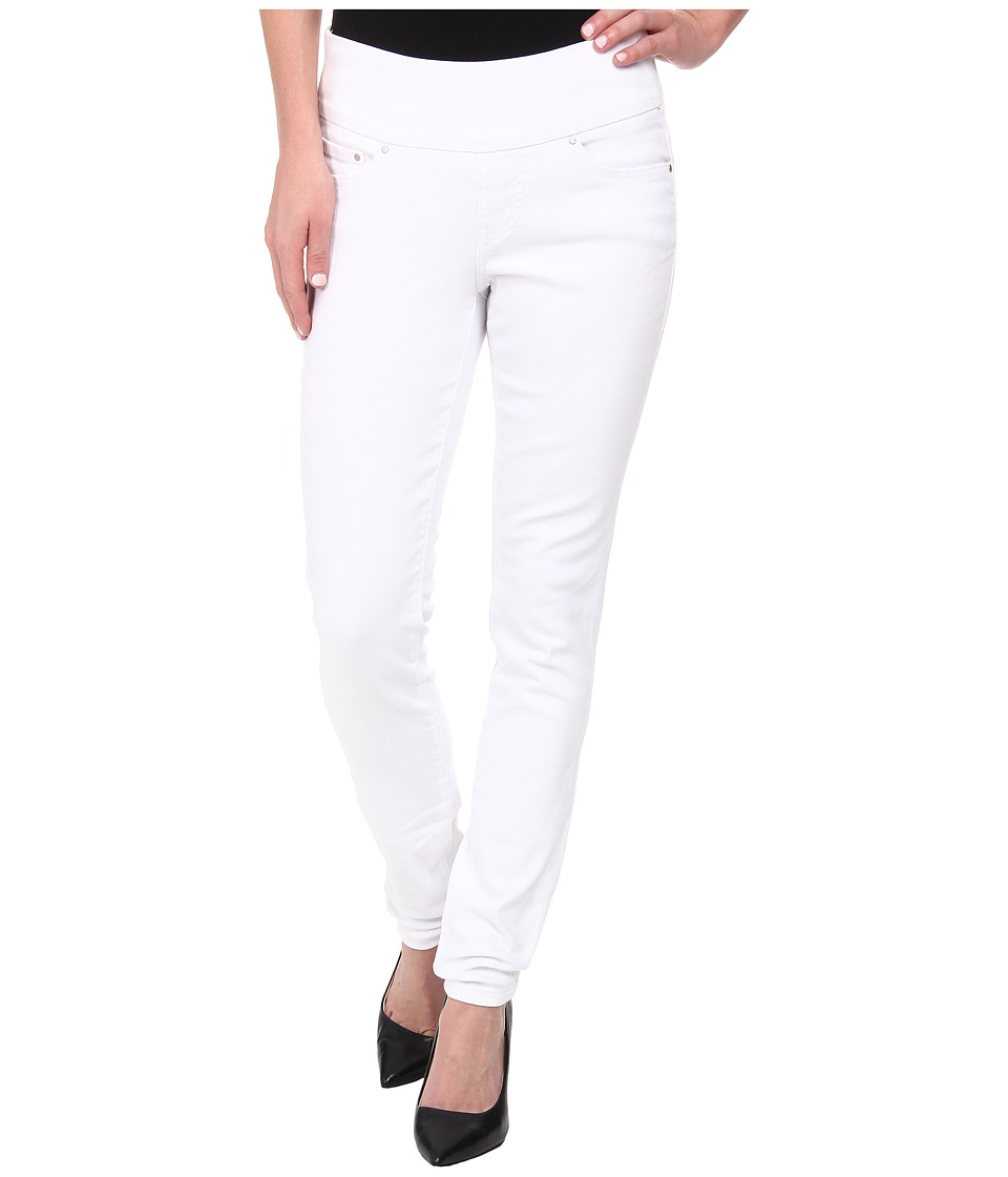 Jag Jeans - Nora Skinny Pull-on in White (White) Women's Jeans