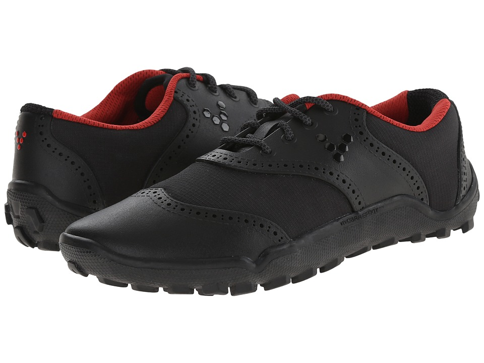 Vivobarefoot - Linx (Black/Red) Women's Golf Shoes