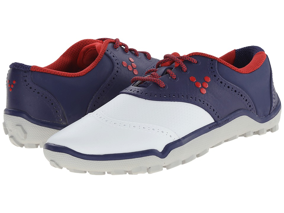 Vivobarefoot - Linx (Navy/White) Women's Golf Shoes