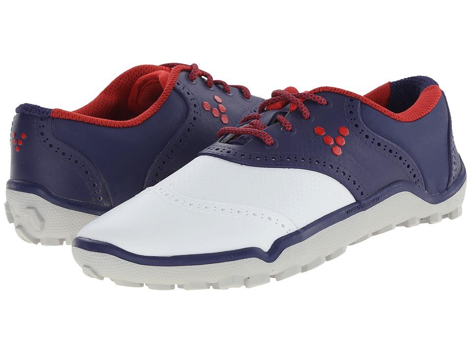 Vivobarefoot - Linx (Navy/White) Women's Golf Shoes