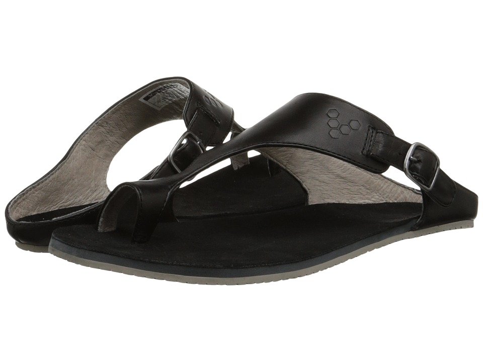 Vivobarefoot - Shiva (Black Leather) Women's Sandals