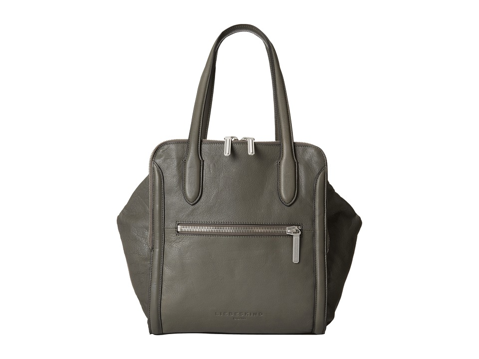 Liebeskind - Juno (French Grey) Handbags
