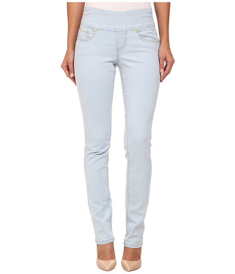 Jag Jeans - Peri Pull-On Straight Leg Comfort Denim in Misty Blue (Misty Blue) Women's Jeans