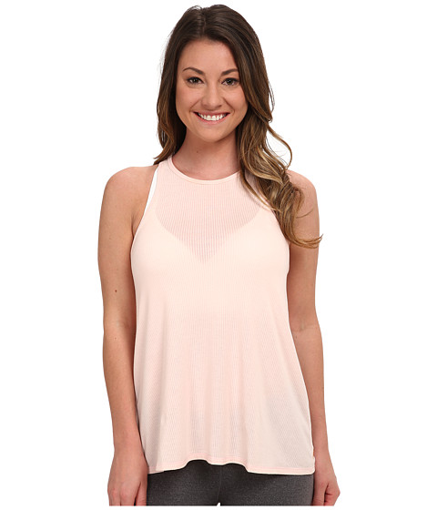 Lucy - Surrender Tank (Pink Pearl) Women's Sleeveless