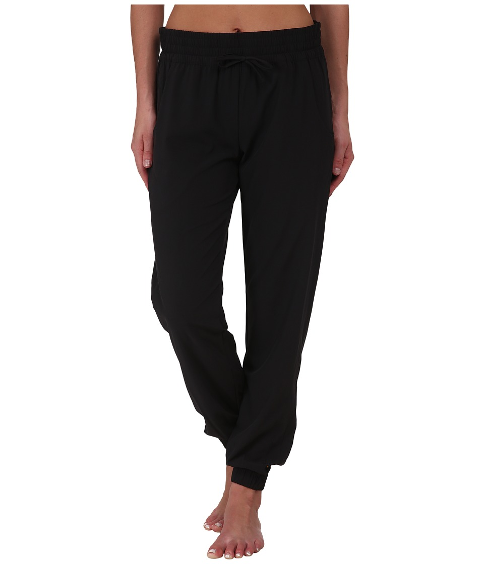 Lucy - Do Everything Cuffed Pant (Lucy Black) Women's Casual Pants