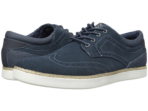 Stacy Adams - Taz (Navy Suede) Men