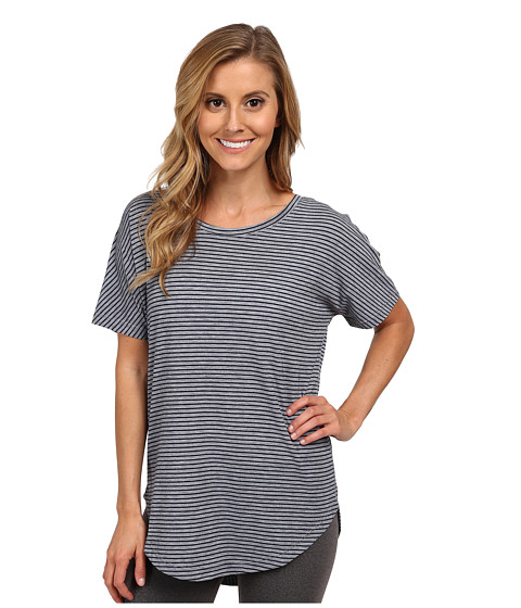 Lucy - Final Rep S/S (Lucy Navy/Lucy Navy Heather Stripe) Women