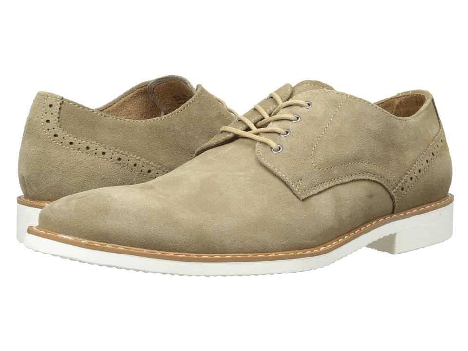 Stacy Adams - Stewart (Sand Suede) Men
