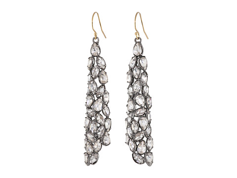 Alexis Bittar - Tapered Wire Earrings (Moonlight) Earring