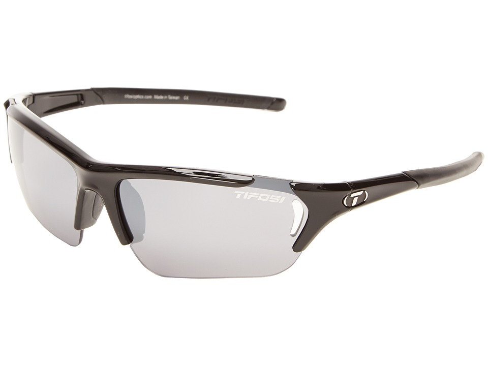 Tifosi Optics - Radius FC All-Sport Interchangeable (Gloss Black) Sport Sunglasses