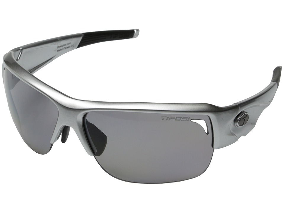 Tifosi Optics - Elder Polarized Fototec (Gloss Gunmetal) Polarized Sport Sunglasses