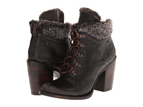 Freebird - Swiss (Black) Women's Zip Boots