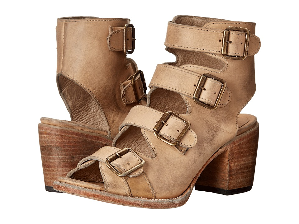 Freebird - Quail (Taupe) High Heels