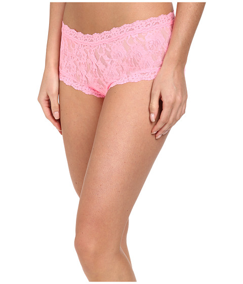 Hanky Panky - Signature Lace Boyshort (Cherry Blossom Pink) Women