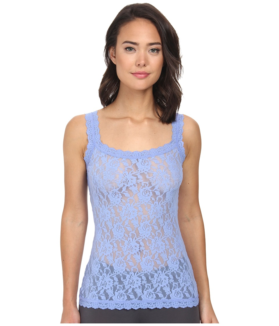 Hanky Panky - Signature Lace Unlined Cami (Aurora Blue) Women's Underwear