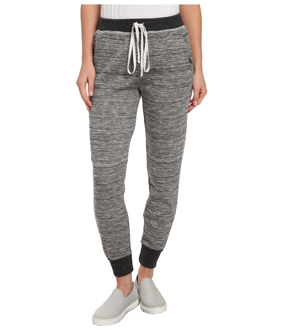 Splendid - Marble Thermal Sweatpant (Pearl) Women's Casual Pants