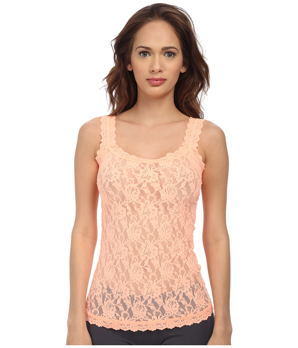 Hanky Panky - Signature Lace Unlined Cami (Peach Smoothie) Women's Underwear