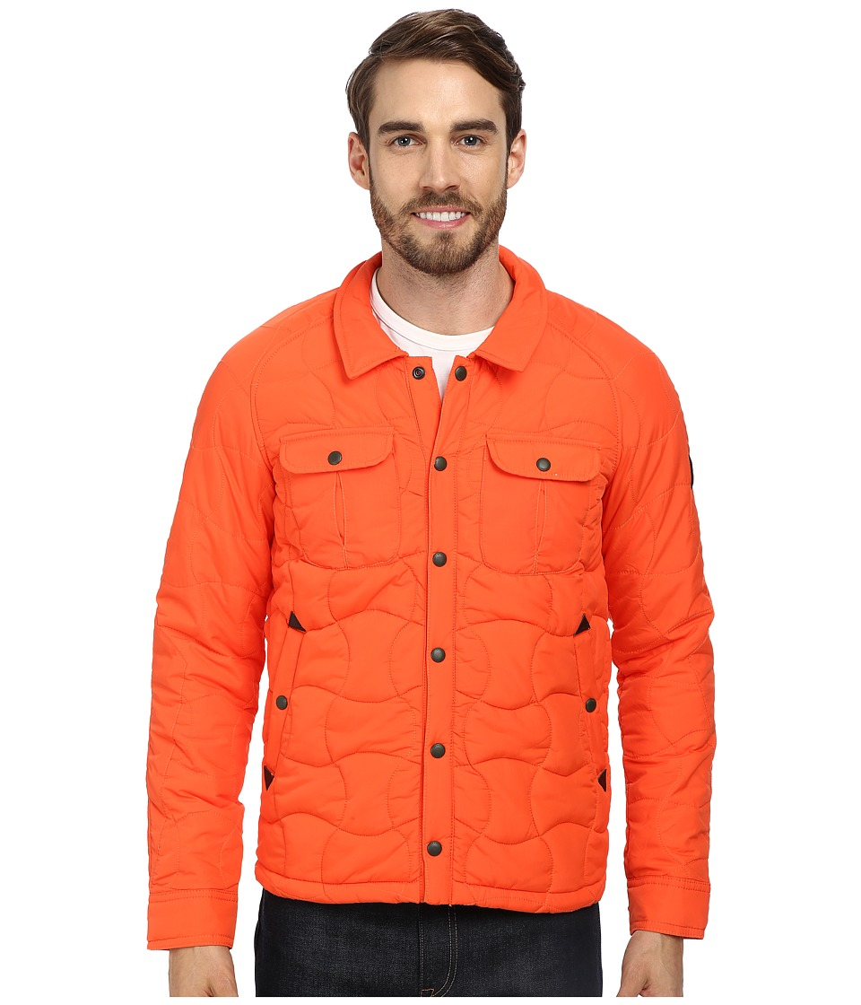 Spiewak - Wildcatshirt Jacket (Orangeade) Men's Coat