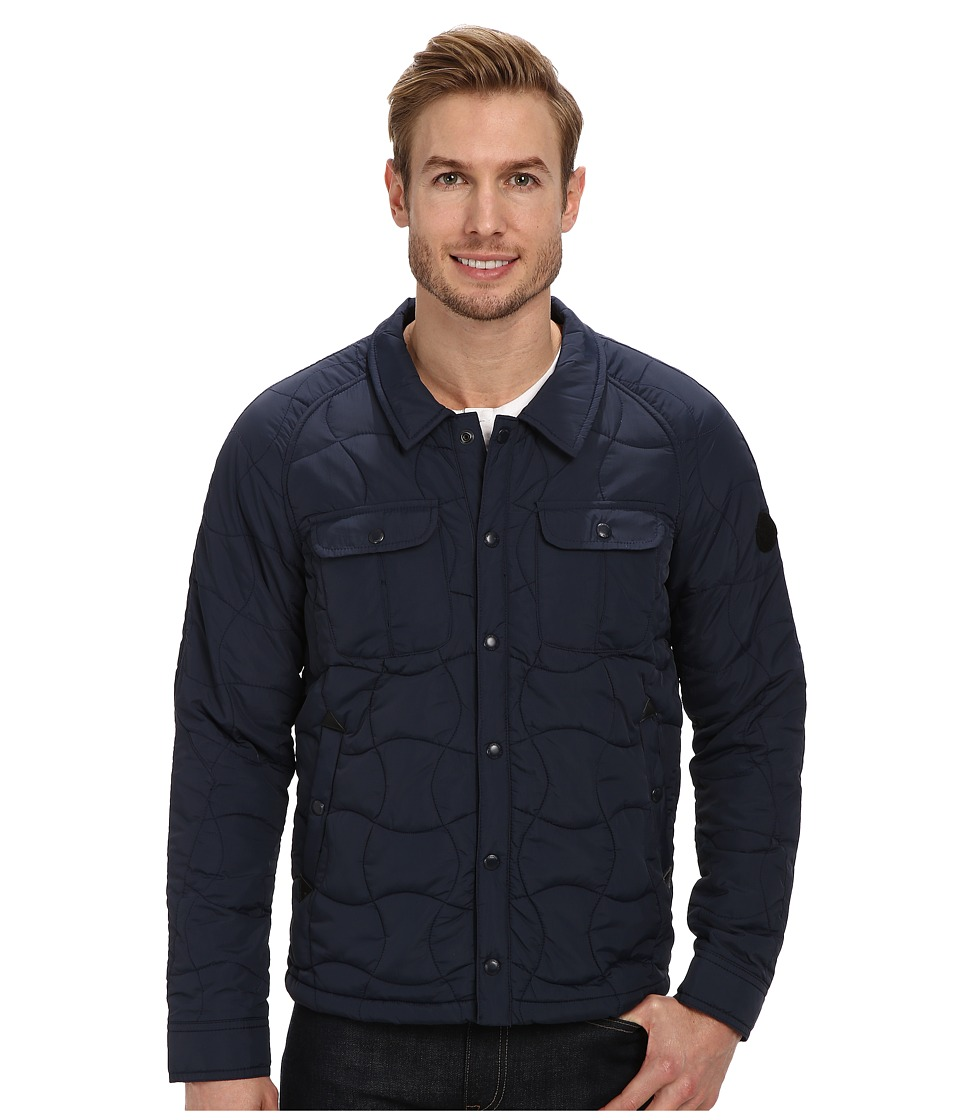 Spiewak - Wildcatshirt Jacket (Insignia Blue) Men's Coat