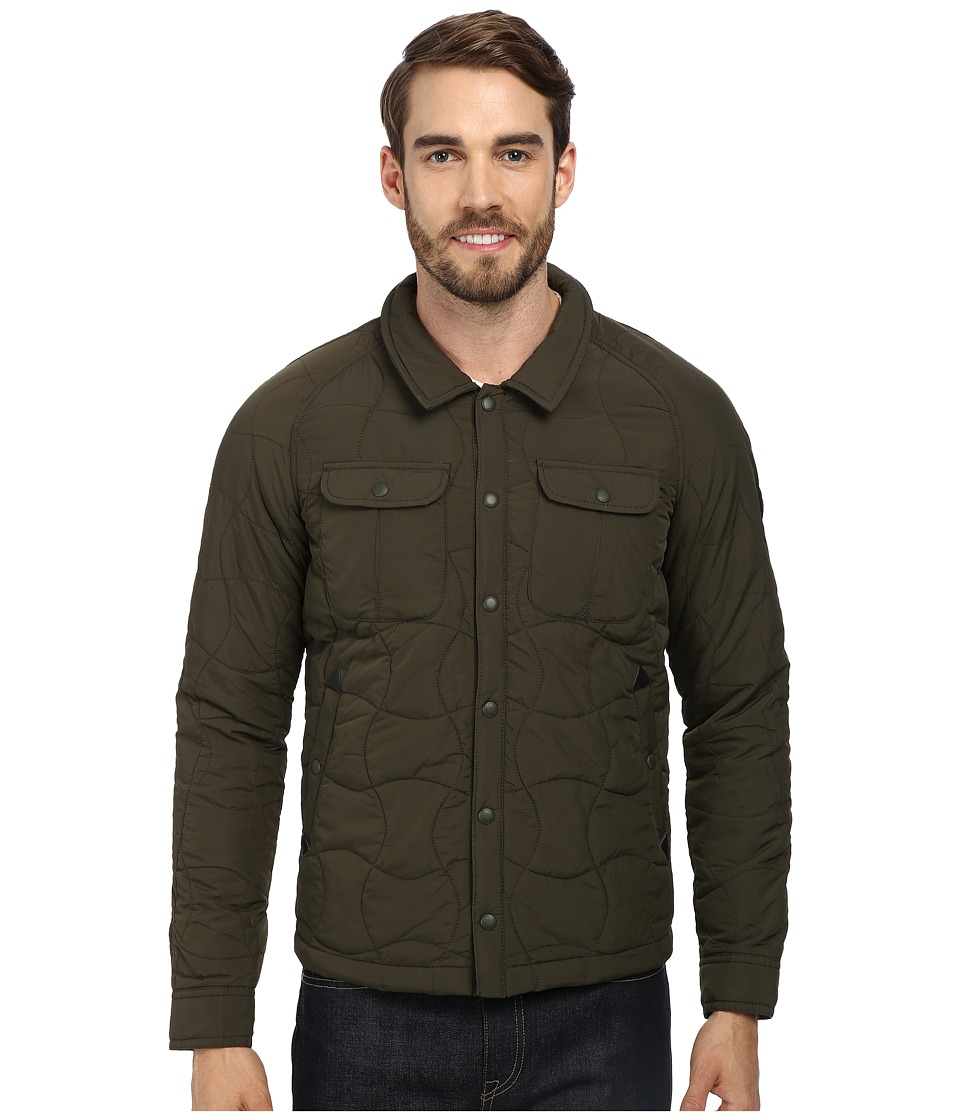 Spiewak - Wildcatshirt Jacket (Andrea Olive) Men's Coat