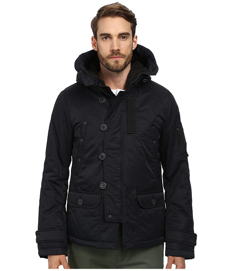 Spiewak - Heron Snorkel Jacket (Caviar) Men's Coat