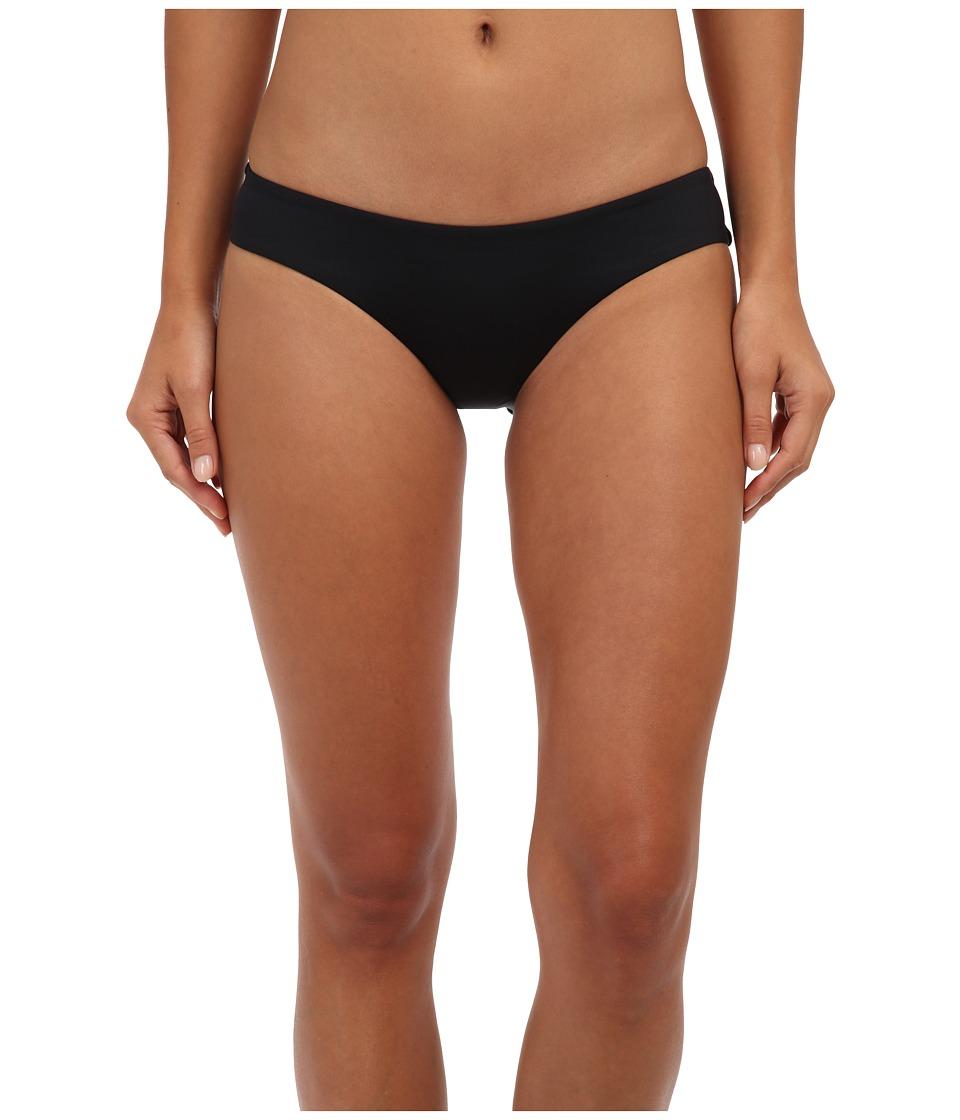 Vitamin A Swimwear - Paloma Seamless Hipster Full (Eco Black) Women's Swimwear