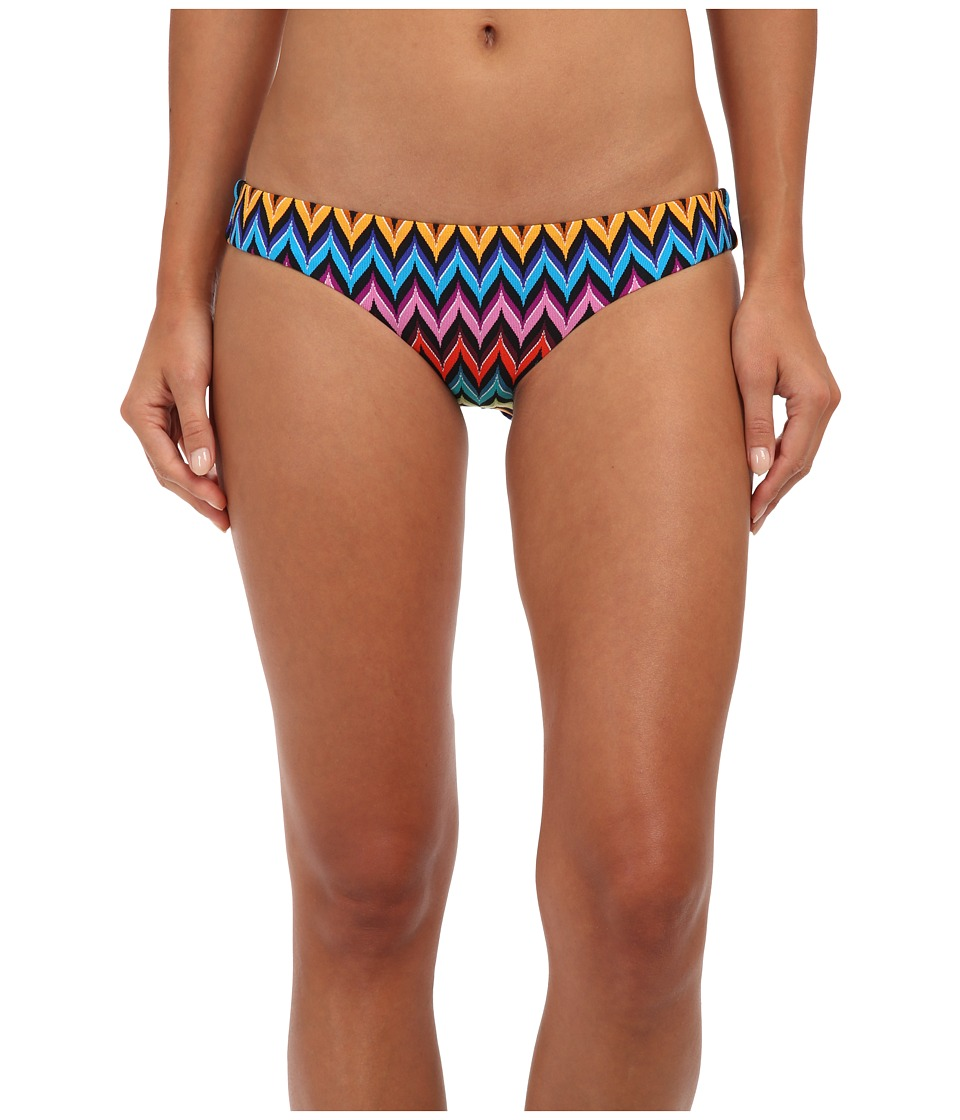 Vitamin A Swimwear - Paloma Seamless Hipster Full (Gypset) Women's Swimwear