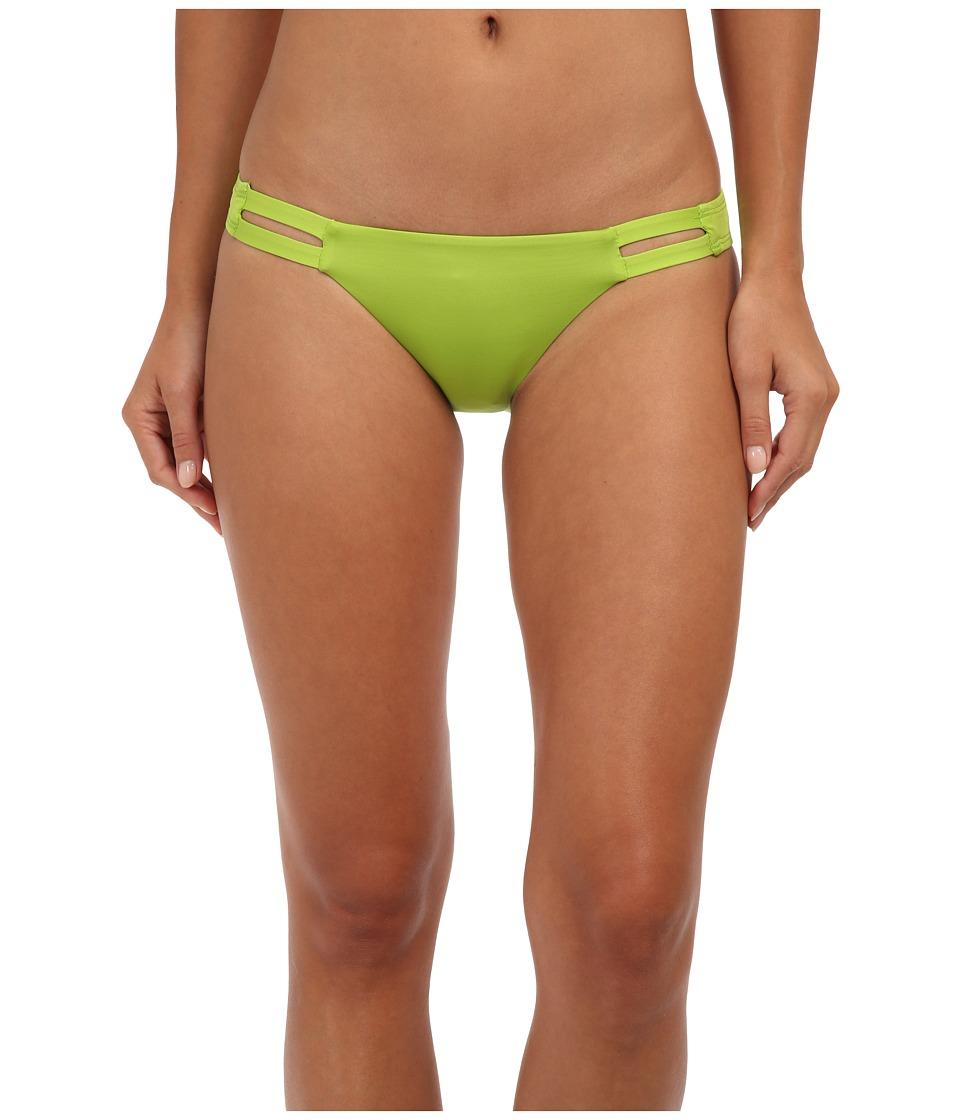 Vitamin A Swimwear - Neutra Hipster (French Lime) Women's Swimwear