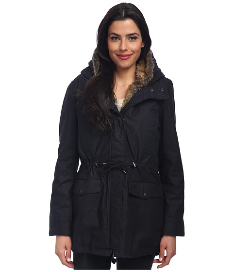 Spiewak - Sherman Fishtail Parka (Caviar) Women's Coat
