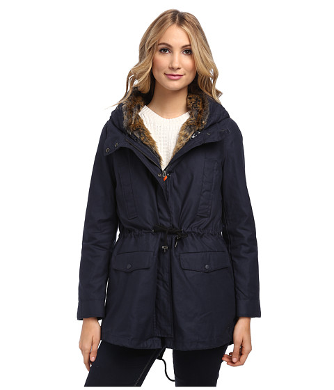 Spiewak - Sherman Fishtail Parka (Total Eclipse) Women's Coat