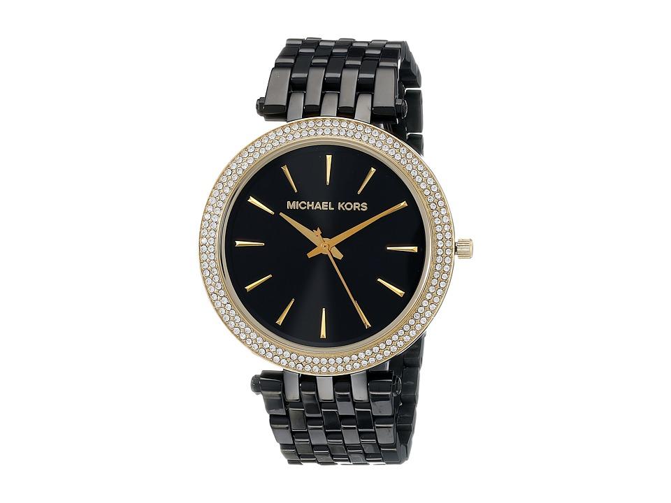 Michael Kors - MK3322 - Darci (Black) Watches