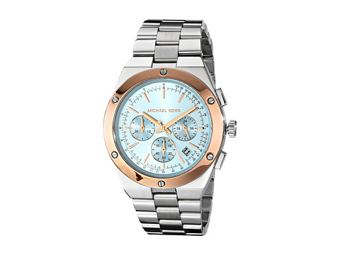 Michael Kors - MK6079 - Reagan (Stainless) Watches