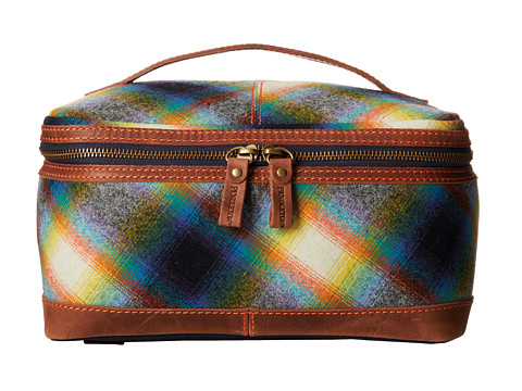 Pendleton - Wide Mouth Travel Kit (Ombre Plaid) Cosmetic Case