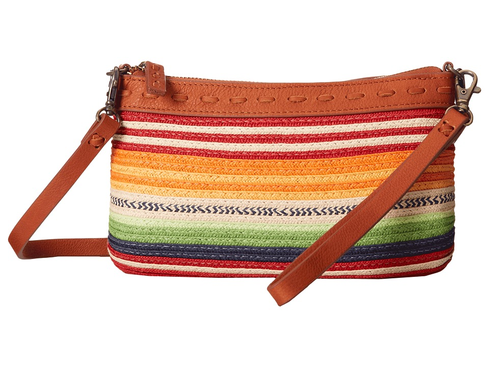 Pendleton - Straw Wristlet Purse (Casa Grande Stripe Multi) Wristlet Handbags