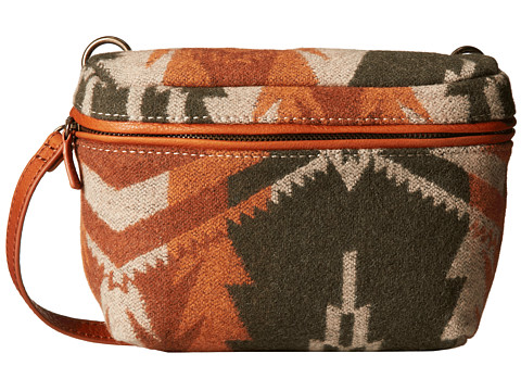 Pendleton - Convertible Bag (Sunset Pass Green) Cross Body Handbags