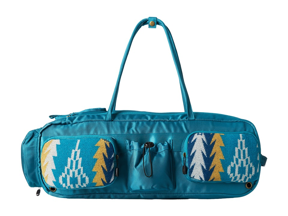 Pendleton - Yoga Bag (Sunset Pass Turquoise) Wallet