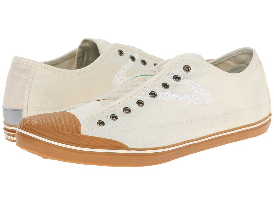 Tretorn - Skymra Canvas (Antique White/Gum) Men's Shoes