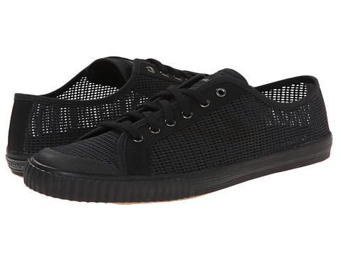 Tretorn - Tournament Net (Black/Black) Men's Shoes