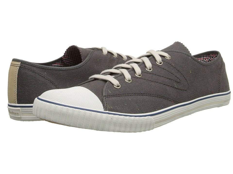 Tretorn - Tournament Fleck (Dark Gull Gray) Men's Shoes
