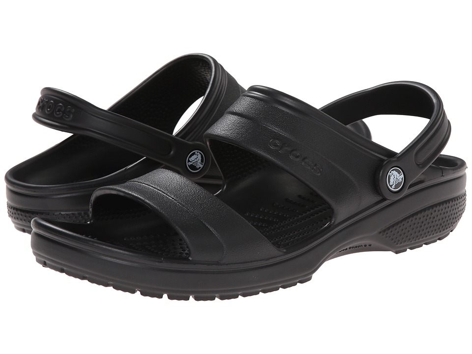 Crocs - Classic Sandal (Black) Sandals