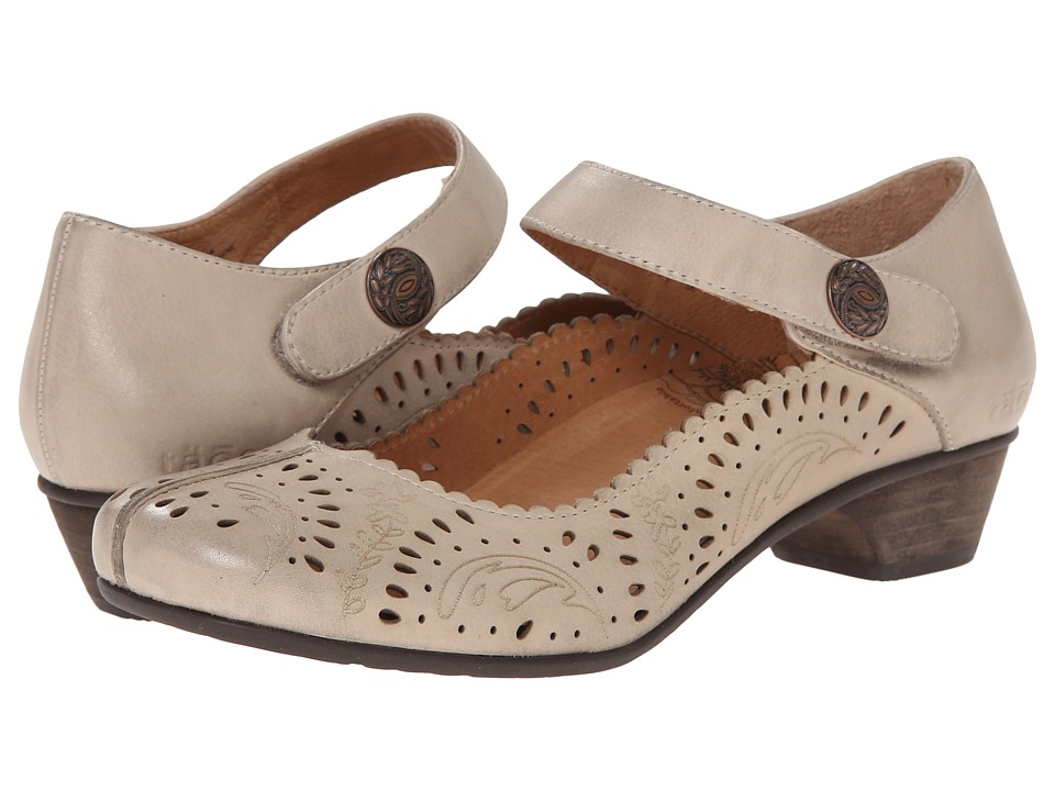 taos Footwear - Tango (Sand) Women's Maryjane Shoes