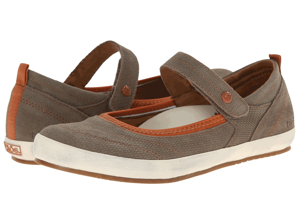 taos Footwear - Liberty (Khaki) Women's Shoes