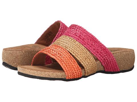 taos Footwear - Prudence (Orange Multi) Women's Shoes